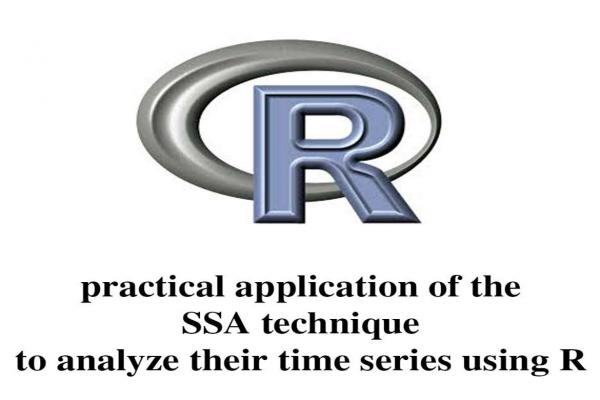 Singular Spectrum Analysis: step by step with R