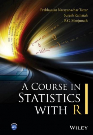 A Course in Statistics with R
